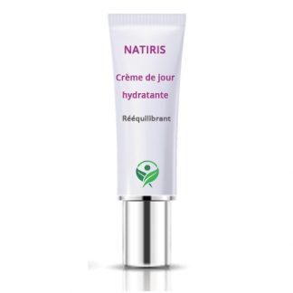 Crème de Jour hydratante - Natiris