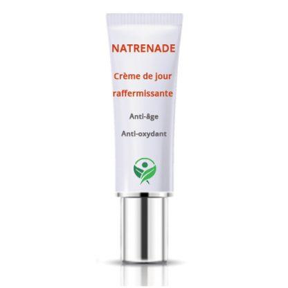 Crème de jour raffermissante - Natrenade