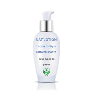 Lotion tonique - Nat'lotion